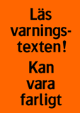Varningstext!